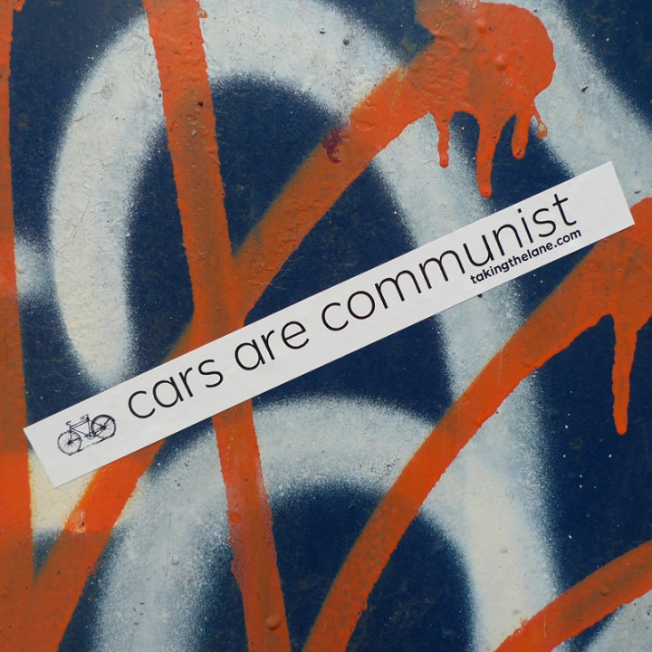 decal cars are communist
