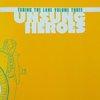 unsung heroes zine - cover
