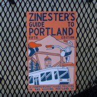 no budget portland guidebook