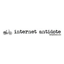 sticker - internet antidote