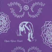 open your heart notebook
