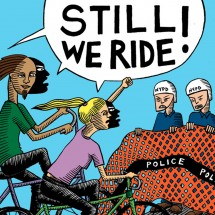 still we ride DVD