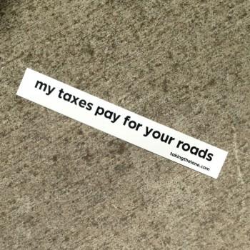 my taxes