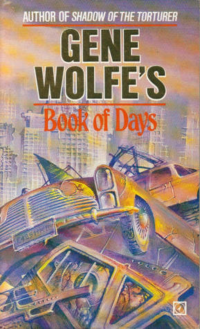 a book cover showing a car pileup in front of a decaying city